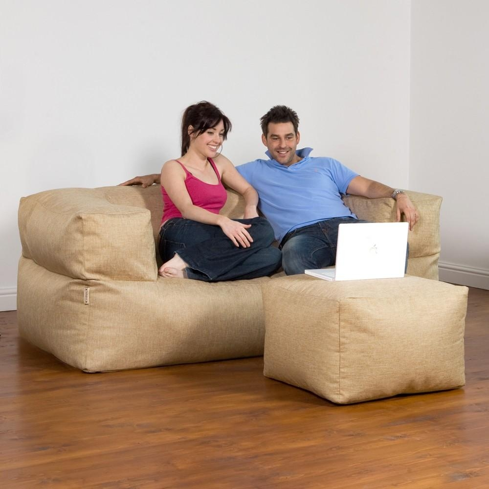 Sofas Center : Surprising Sofa Bean Bag Picture Design Dash Mount With Bean Bag Sofa Chairs (View 17 of 20)