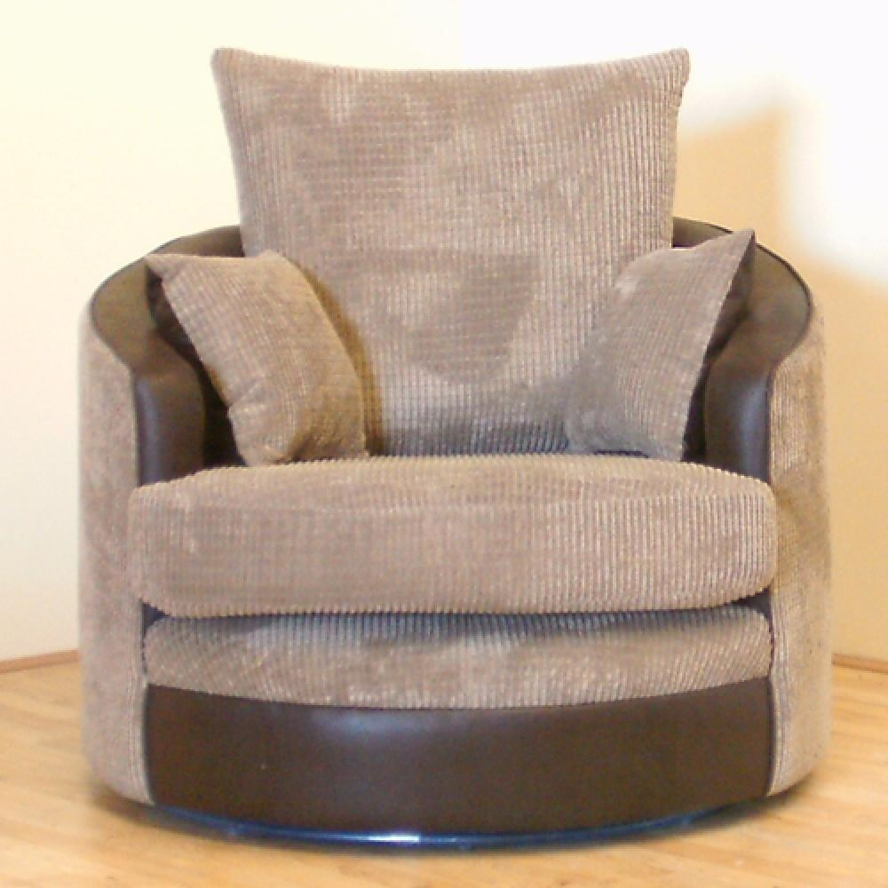 Sofas Center : Swivel Sofa Chair And Setround Chairsofa Set Round Throughout Cuddler Swivel Sofa Chairs (Image 16 of 20)