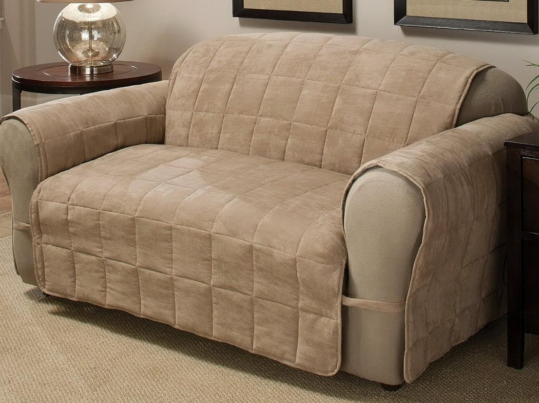 Sofas Center : Target Sofa Covers Tshape Cusion Slipcovers Venice In Slipcover For Leather Sofas (View 12 of 20)