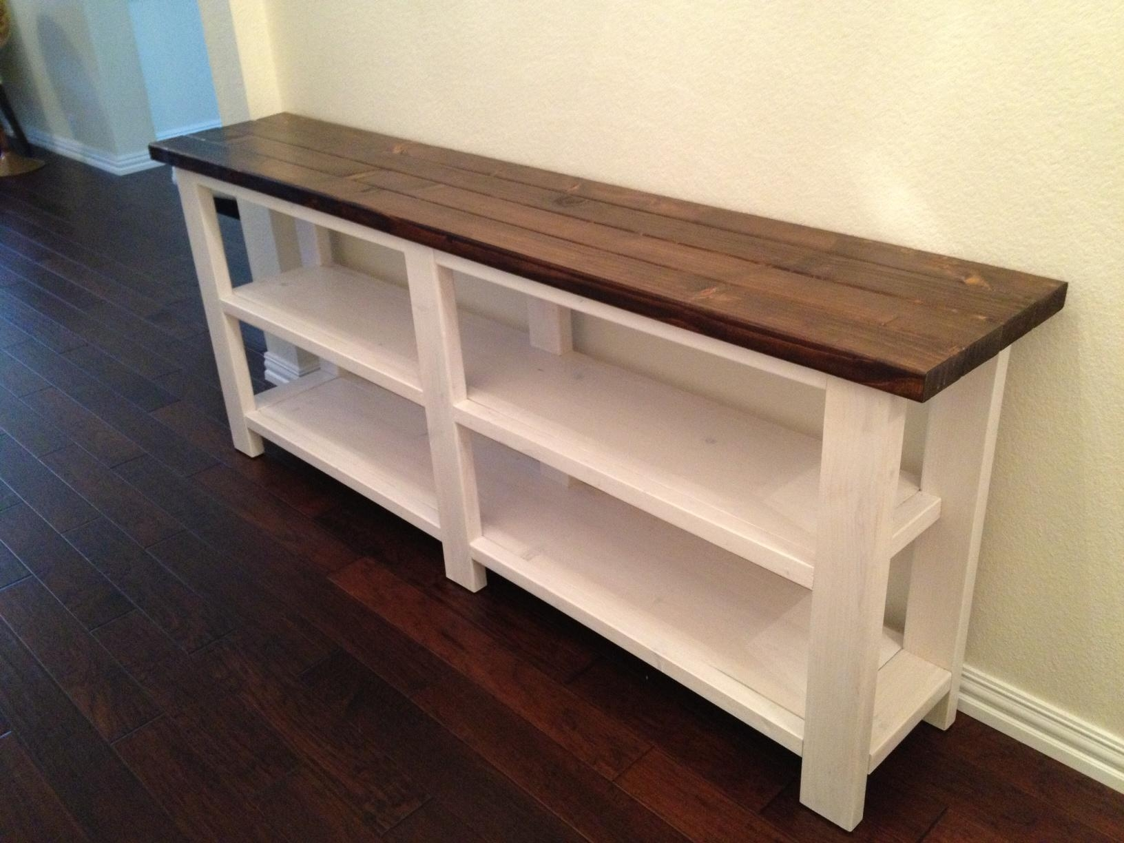 Sofas Center : Thin Sofa Table Contemporary Long Low Console Throughout Low Sofa Tables (View 7 of 20)