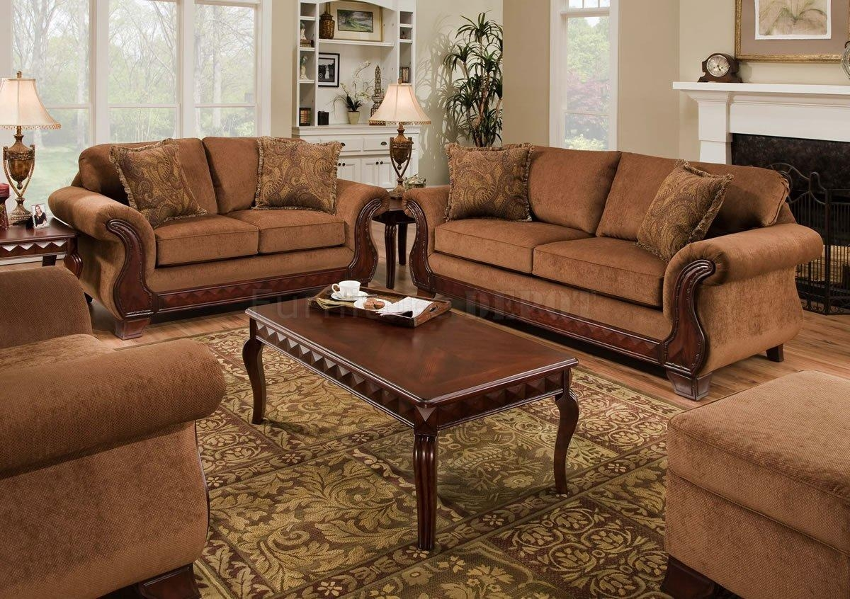 Sofas Center : Traditional Farbic Sofa Set Sofas Loveseats Chairs Pertaining To Traditional Sofas And Chairs (Image 12 of 20)