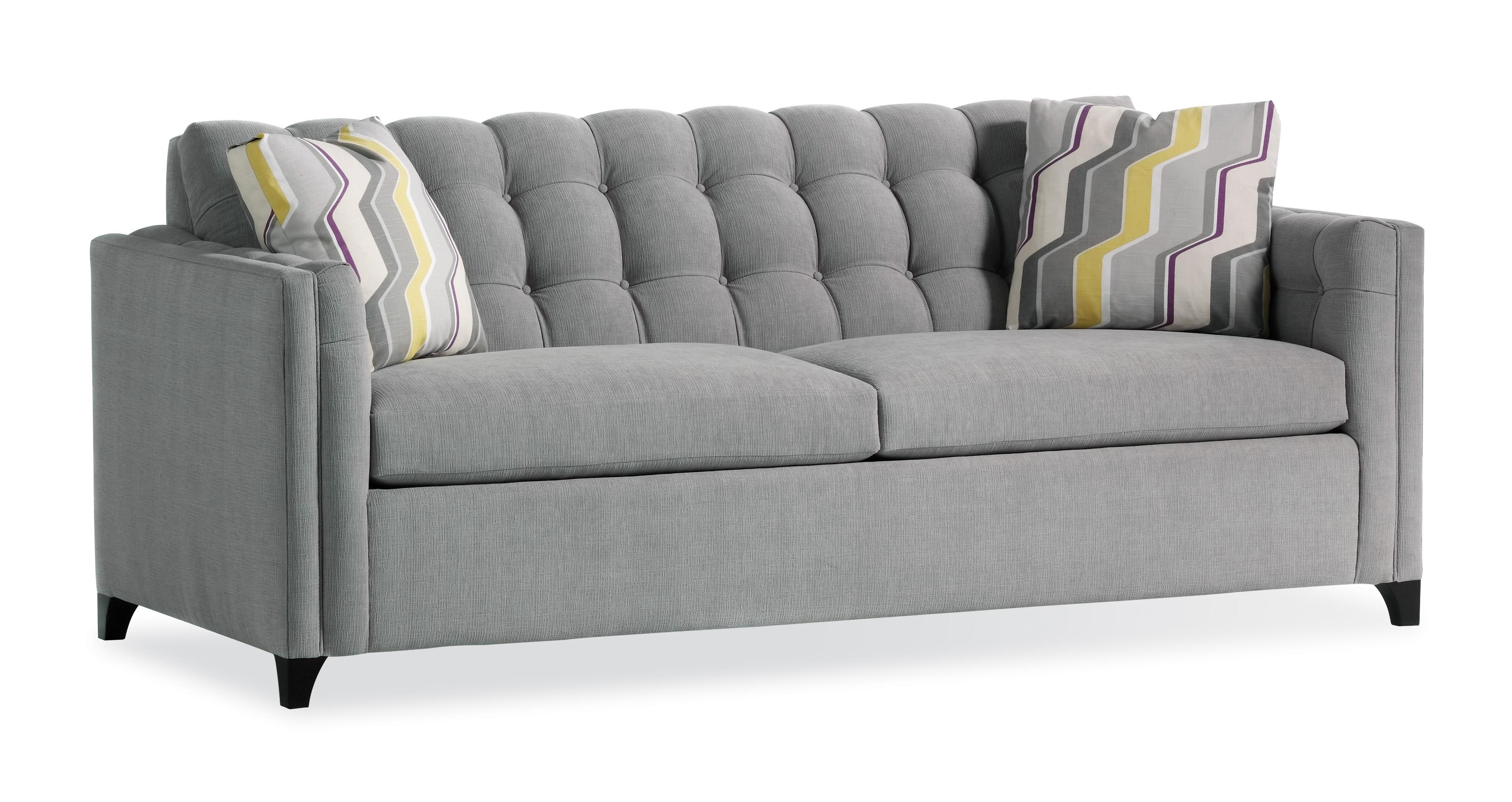 Sofas Center : Tufted Sleeper Sofa Stunning Photo Design Urban With Regard To Tufted Sleeper Sofas (View 4 of 20)