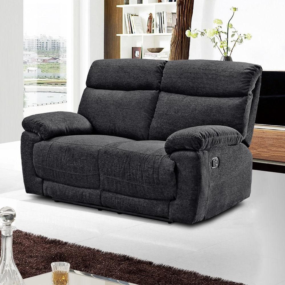 20 collection of 2 seat recliner sofas sofa ideas. Black Bedroom Furniture Sets. Home Design Ideas