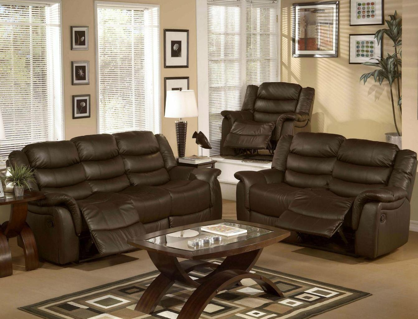 Sofas Center : Unforgettable Reclining Sofa Loveseat Photo Ideas With Reclining Sofas And Loveseats Sets (Image 19 of 20)