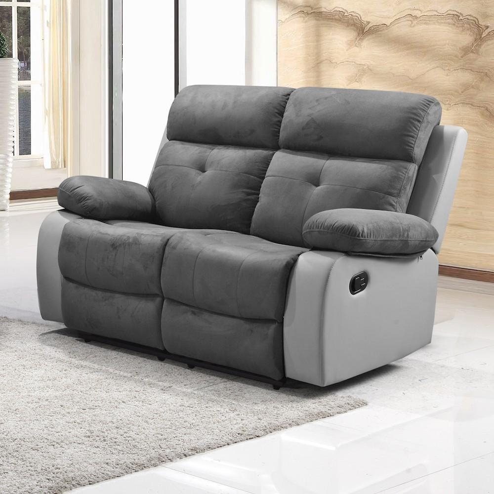 Sofas Center : Unusual Twor Recliner Sofa Picture Concept Inside 2 Seat Recliner Sofas (View 16 of 20)