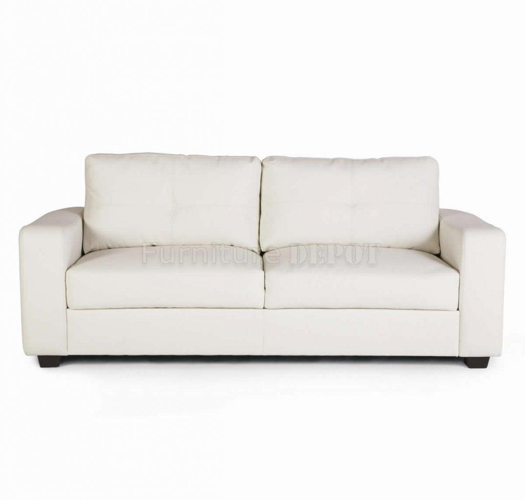 Sofas Center : White Modern Sofa On Clearance Empire Left In With Regard To White Modern Sofas (View 10 of 20)