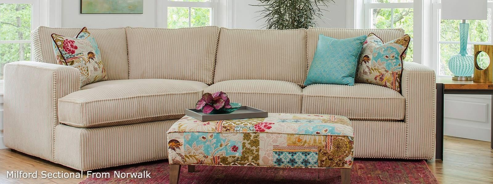 Sofas & Chairs Of Minnesota – Custom Made Furniture – Minneapols For Custom Made Sectional Sofas (Image 14 of 15)