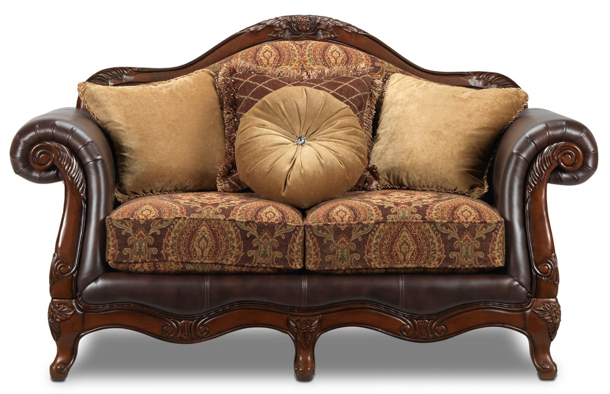 20 collection of vintage sofa styles sofa ideas Antique loveseat styles