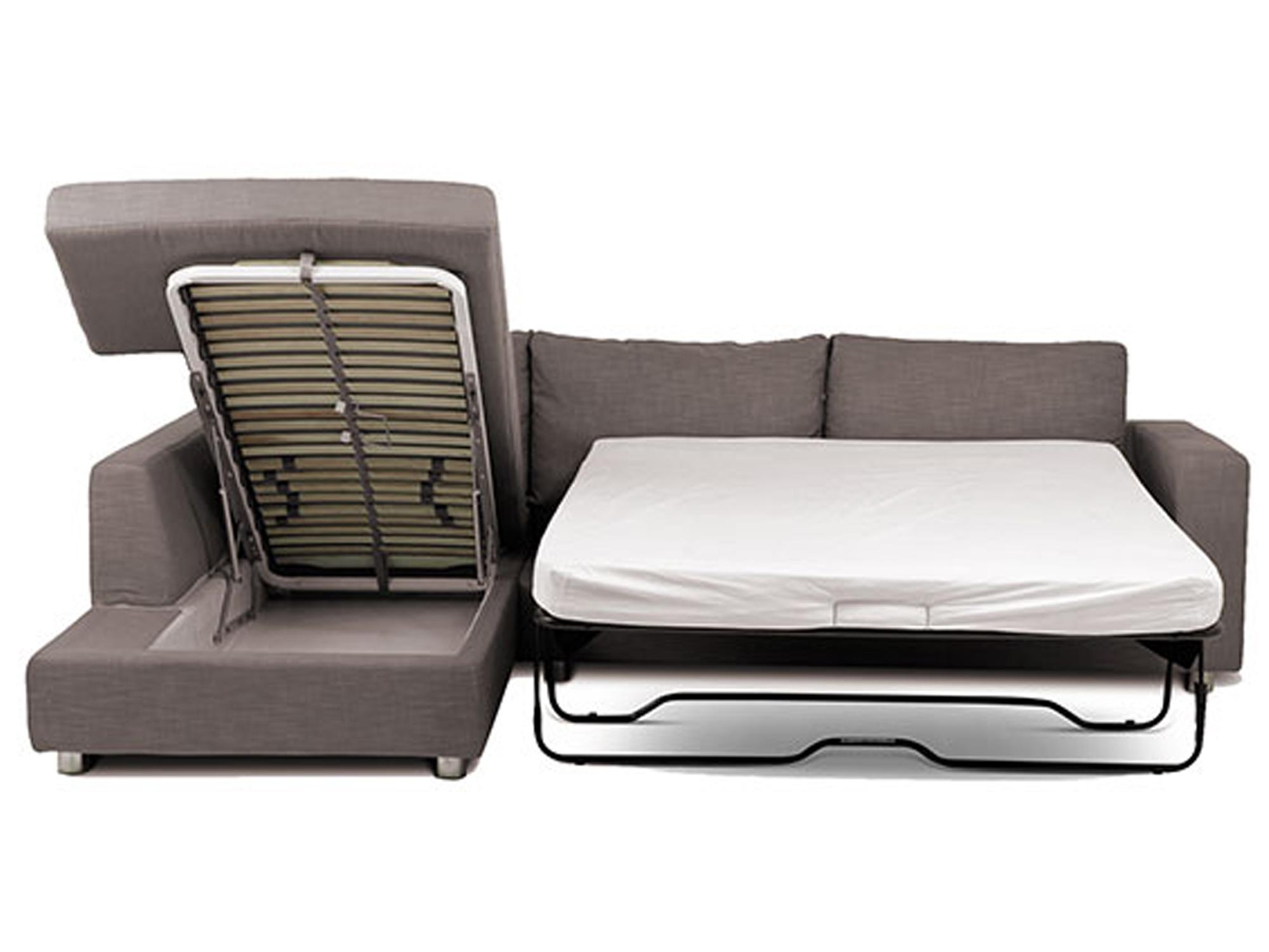 Sofas: Classic Meets Contemporary Chaise Sofa Bed For Ideal Living Pertaining To Sofa Beds With Chaise Lounge (Image 20 of 20)