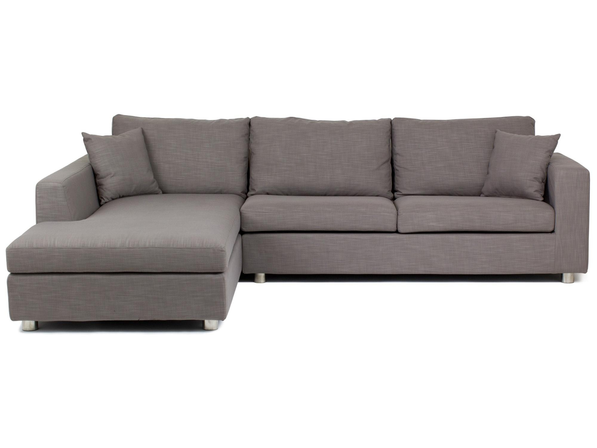 Sofas: Classic Meets Contemporary Chaise Sofa Bed For Ideal Living Regarding Sofa Beds With Storage Chaise (View 4 of 20)