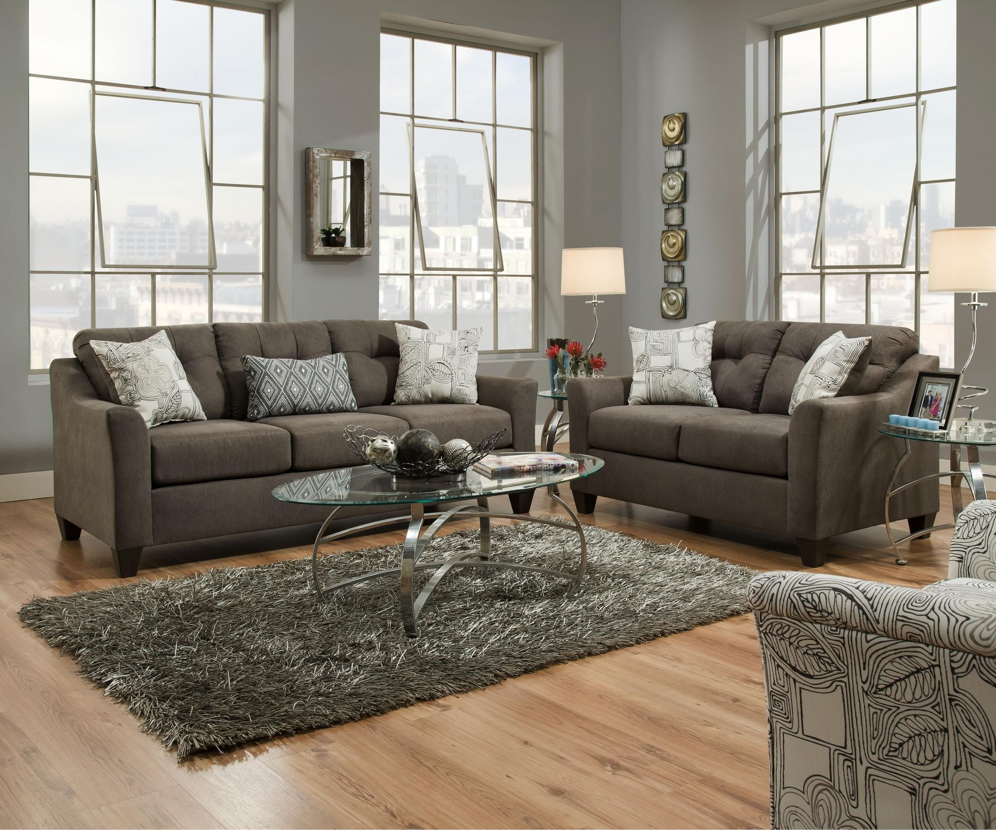 Sofas: Comfortable Simmons Sleeper Sofa For Cozy Sofas Design Throughout Simmons Sofas And Loveseats (View 4 of 20)