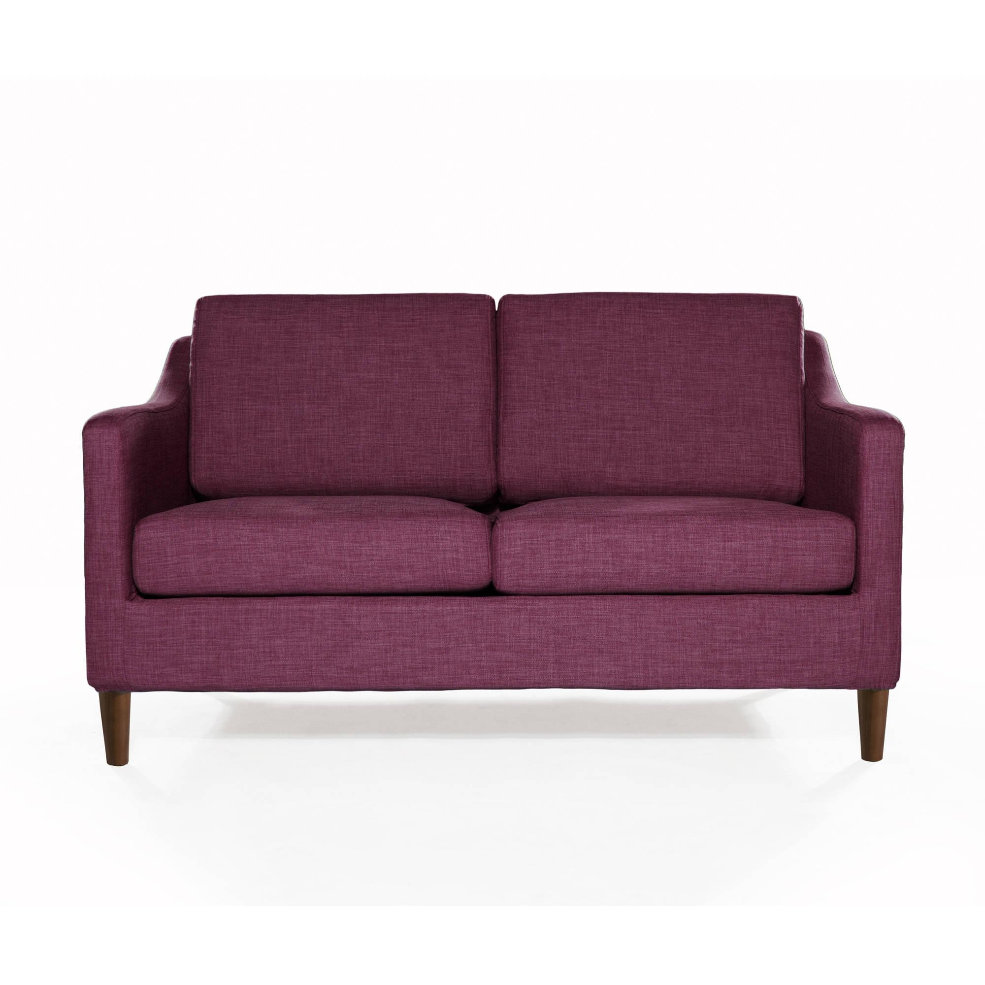 Sofas & Couches – Walmart Within Sofas And Loveseats (View 11 of 20)