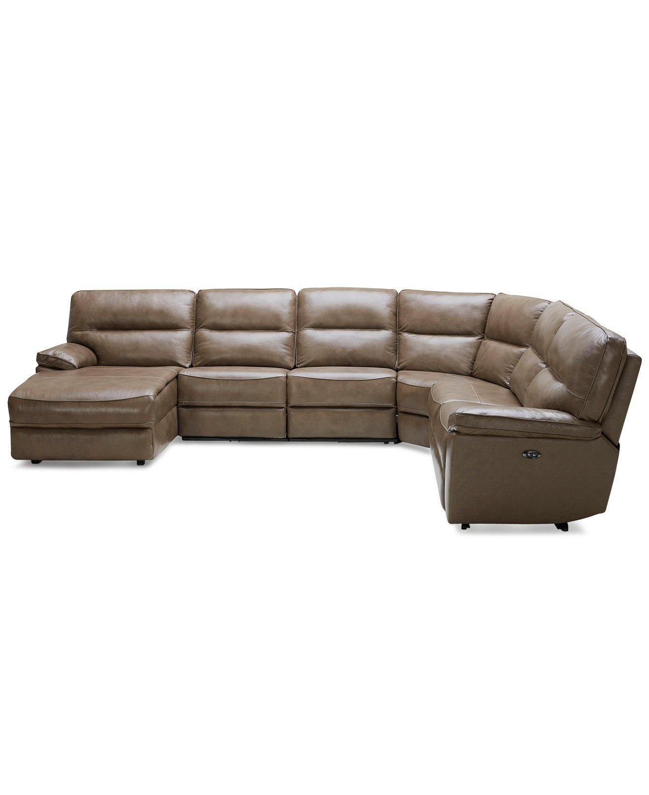 Sofas: Elegant Living Room Sofas Designmacys Sectional Sofa With Macys Leather Sectional Sofa (Image 15 of 20)