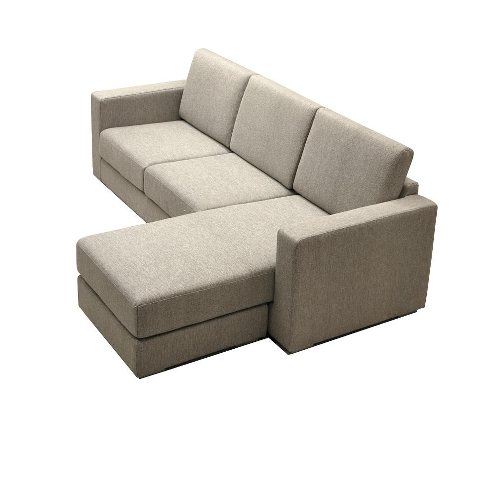 20 inspirations modern sectional sofas for small spaces for Small sectional sofa