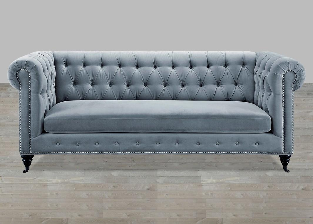 Sofas – Living Room For Silver Tufted Sofas (Image 13 of 20)