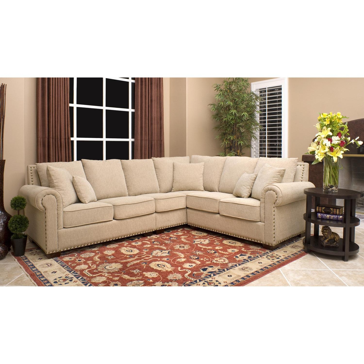 Sofas Loveseats Archives – Best Furniture Your Choices Pertaining To Abbyson Living Sectional (View 5 of 15)