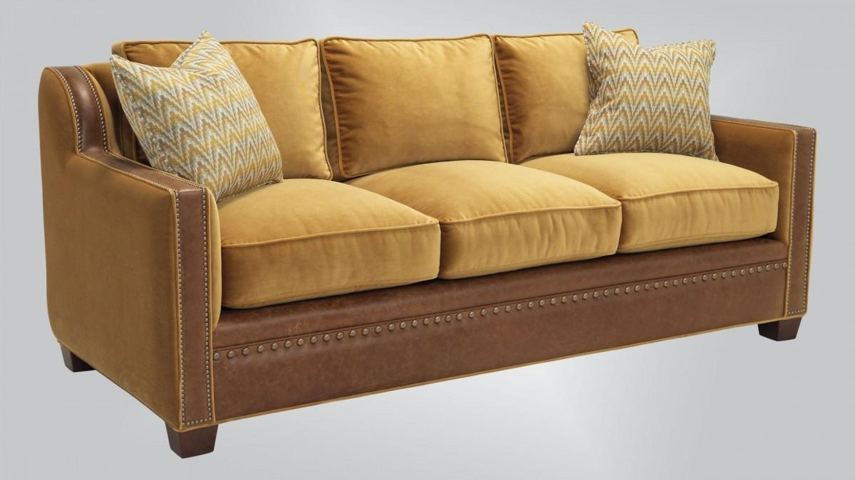 Sofas & Loveseats – Burton James Intended For Burton James Sectional Sofas (Image 18 of 20)