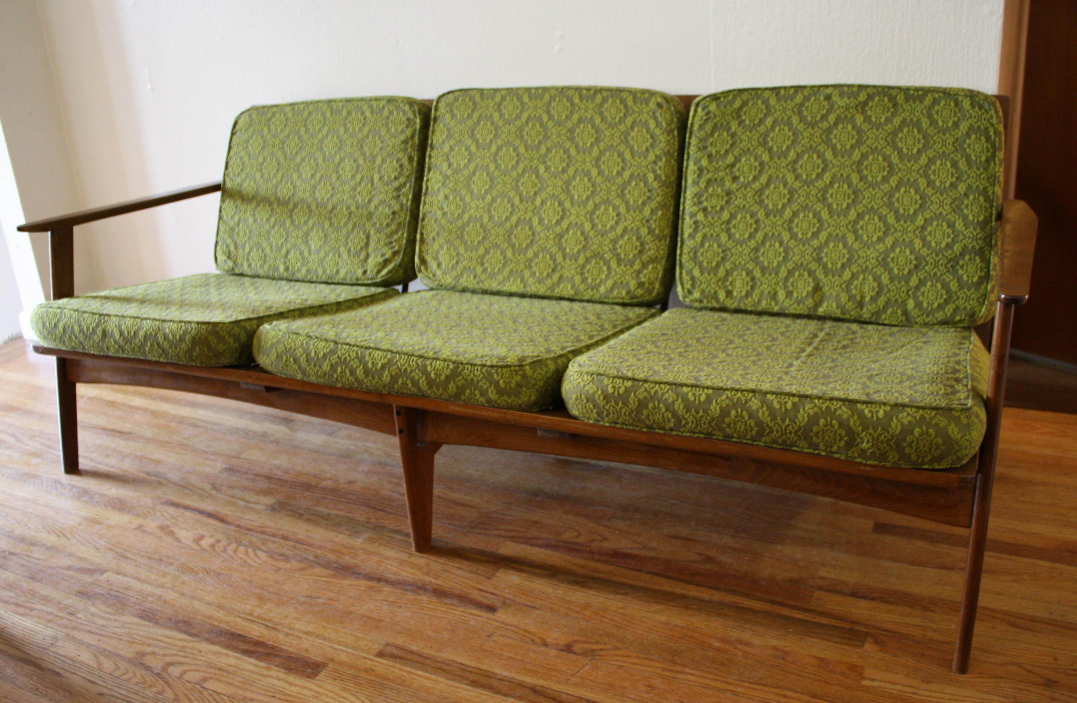 Sofas: Mid Century Sofas For Luxury Living Room Sofa Design Inside Mid Century Modern Leather Sectional (Image 20 of 20)