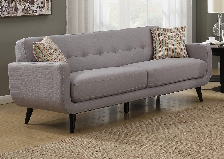 Sofas: Mid Century Sofas | Retro Sleeper Sofa | Cheap Retro Sofa Intended For Cheap Retro Sofas (Image 15 of 20)