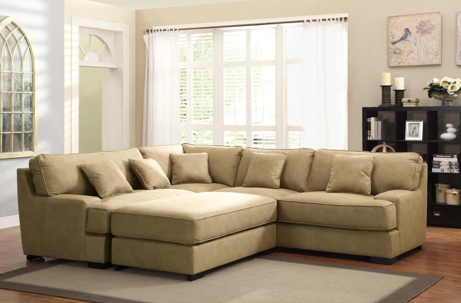 Sofas: Oversized Sofas | U Shaped Sectional Sofa | Oversized Sofa For Oversized Sectional Sofa (Image 19 of 20)