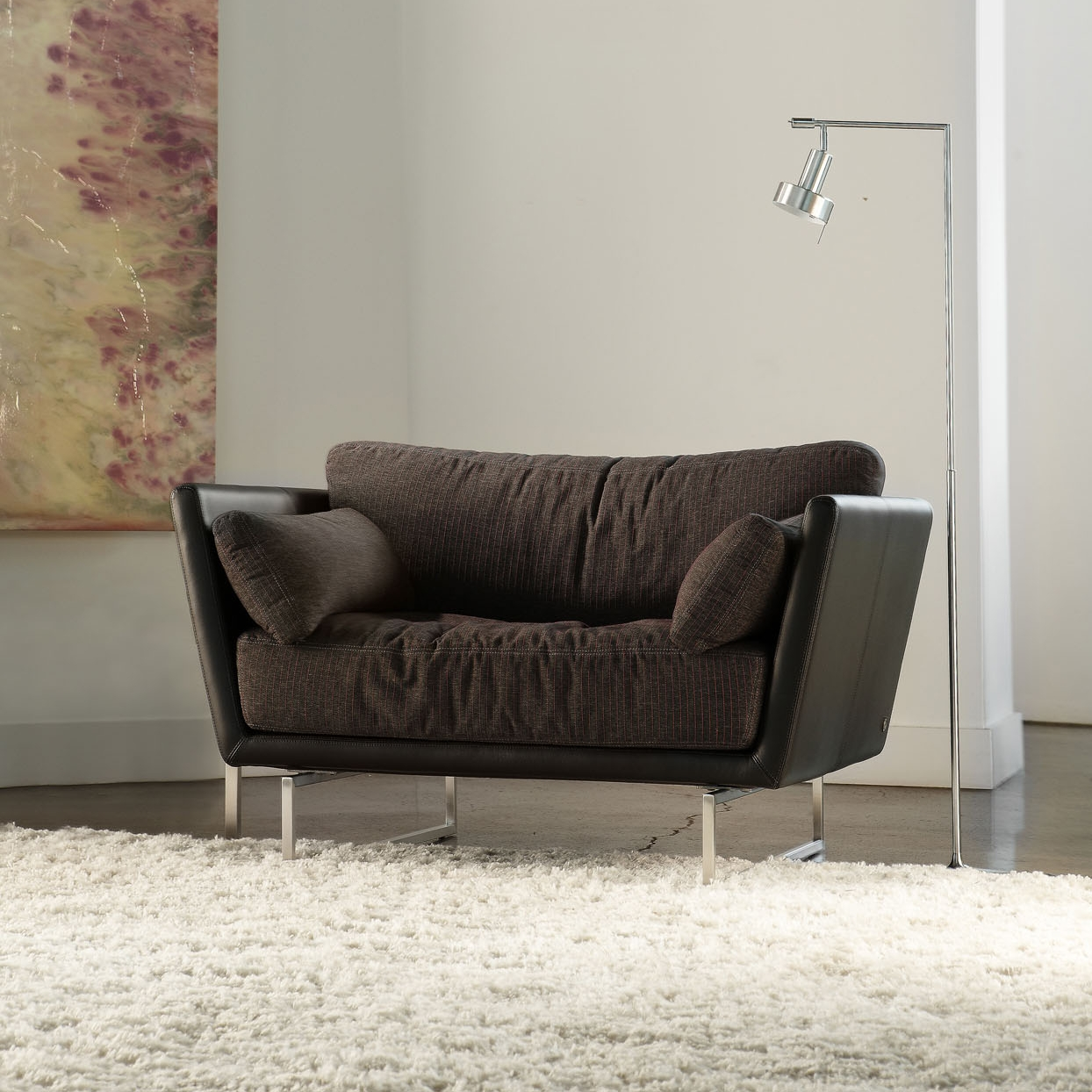 Sofas & Sectionals | Modern Seating | Contemporary Design Intended For Sofas And Sectionals (View 2 of 20)