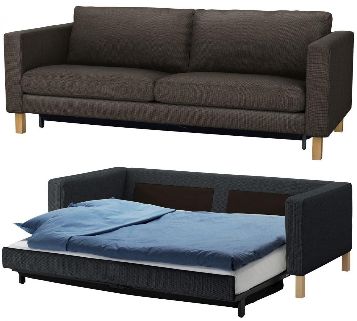 Sofas: Sleeper Sofas Ikea That Great For A Quick Snooze Or Night With Regard To Ikea Sectional Sofa Sleeper (View 17 of 20)