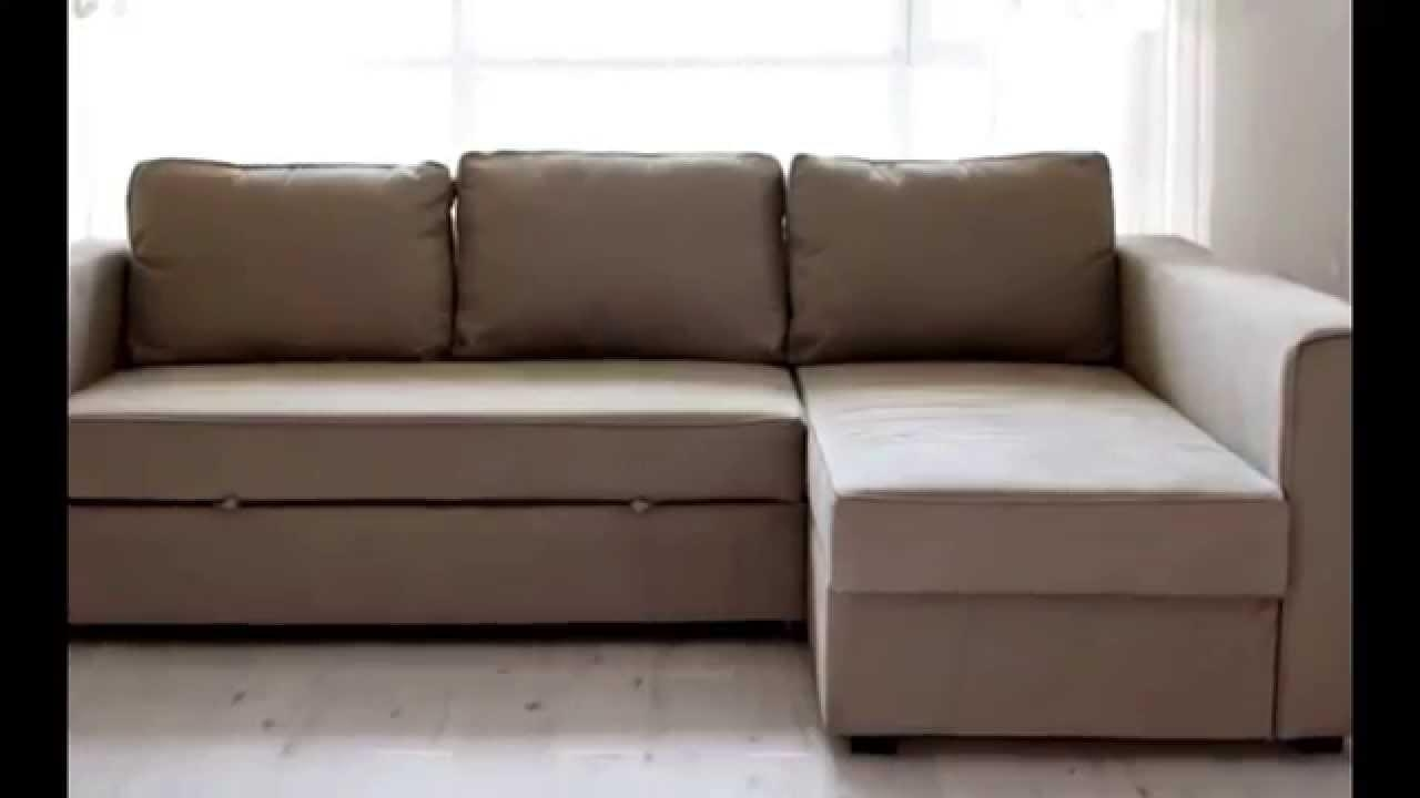 Sofas: Striking Cheap Sofa Sleepers For Small Living Spaces Intended For Ikea Loveseat Sleeper Sofas (View 4 of 20)