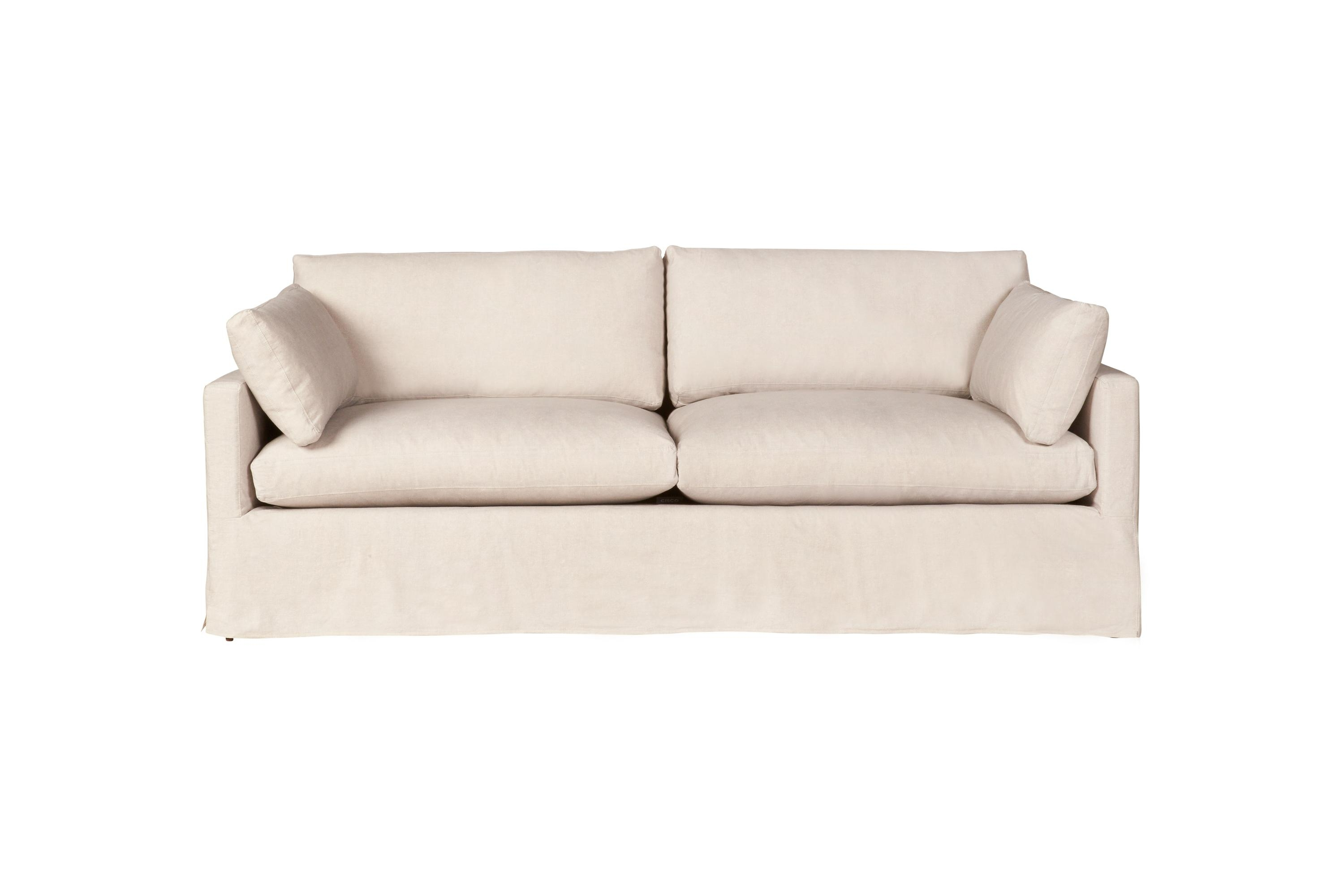 Sofas With Armless Sofa Slipcovers (View 6 of 20)