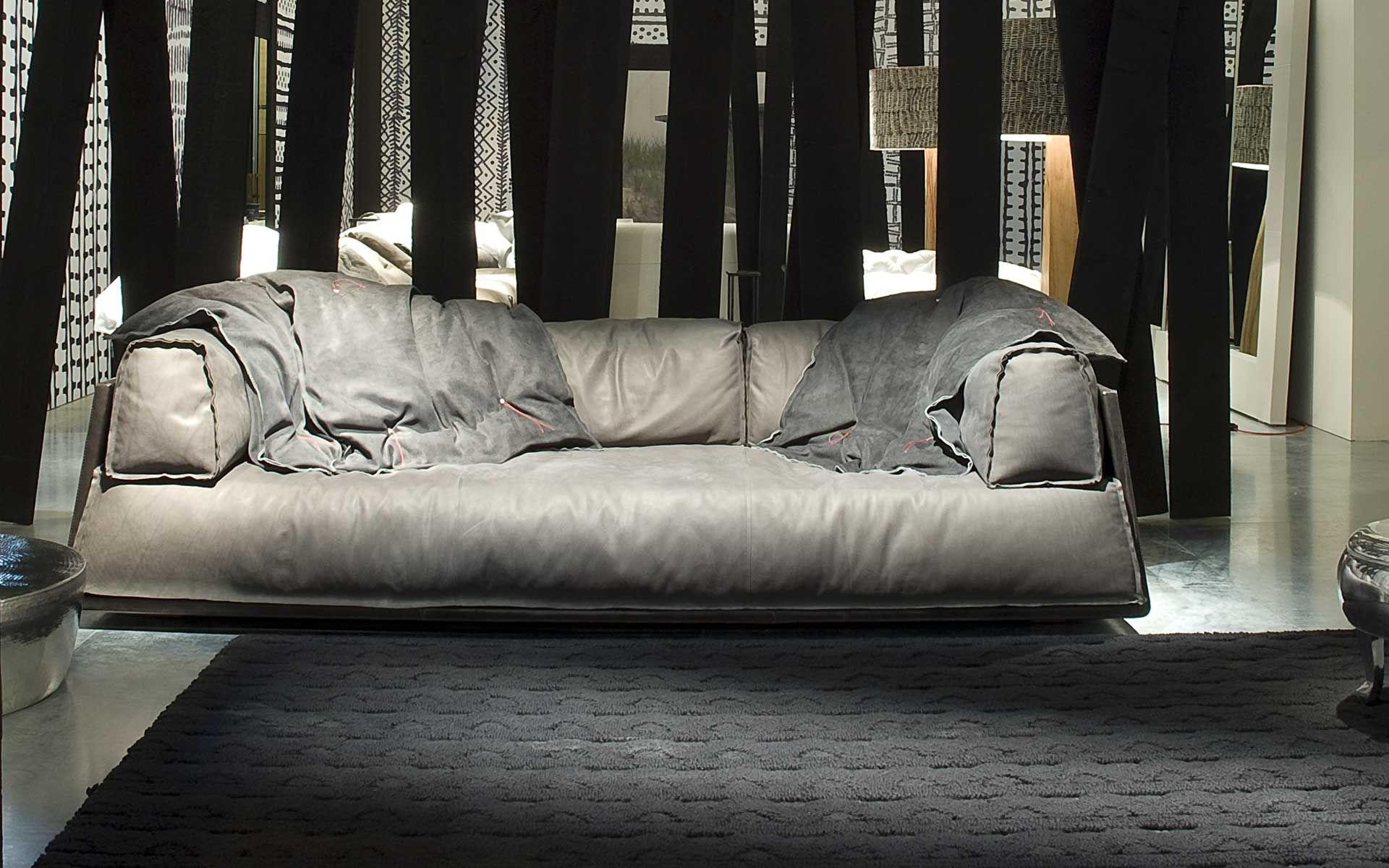 Soft Leather Sofas And Creative Modern Living Rooom Leather For Soft Sectional Sofas (View 17 of 20)
