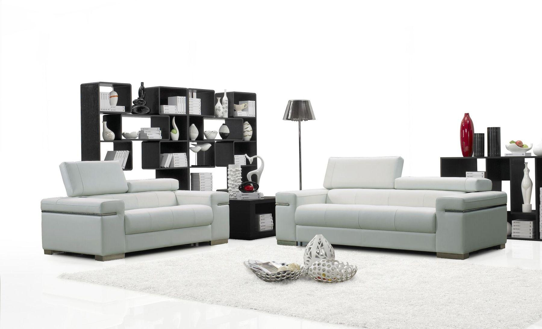 Soho White Sofa Jm Soho J&m Leather Sofas At Comfyco Furniture Pertaining To Italian Leather Sofas (Image 16 of 20)