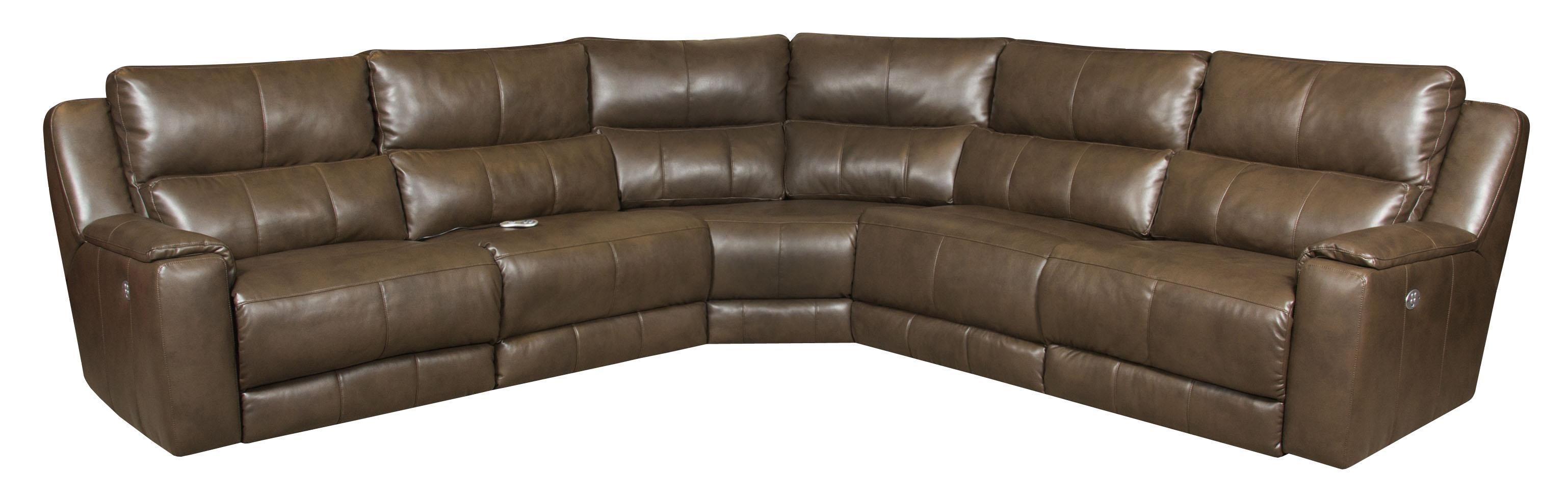 Southern Motion Dazzle Reclining Sectional Sofa With 5 Seats And Regarding Leather Motion Sectional Sofa (View 19 of 20)