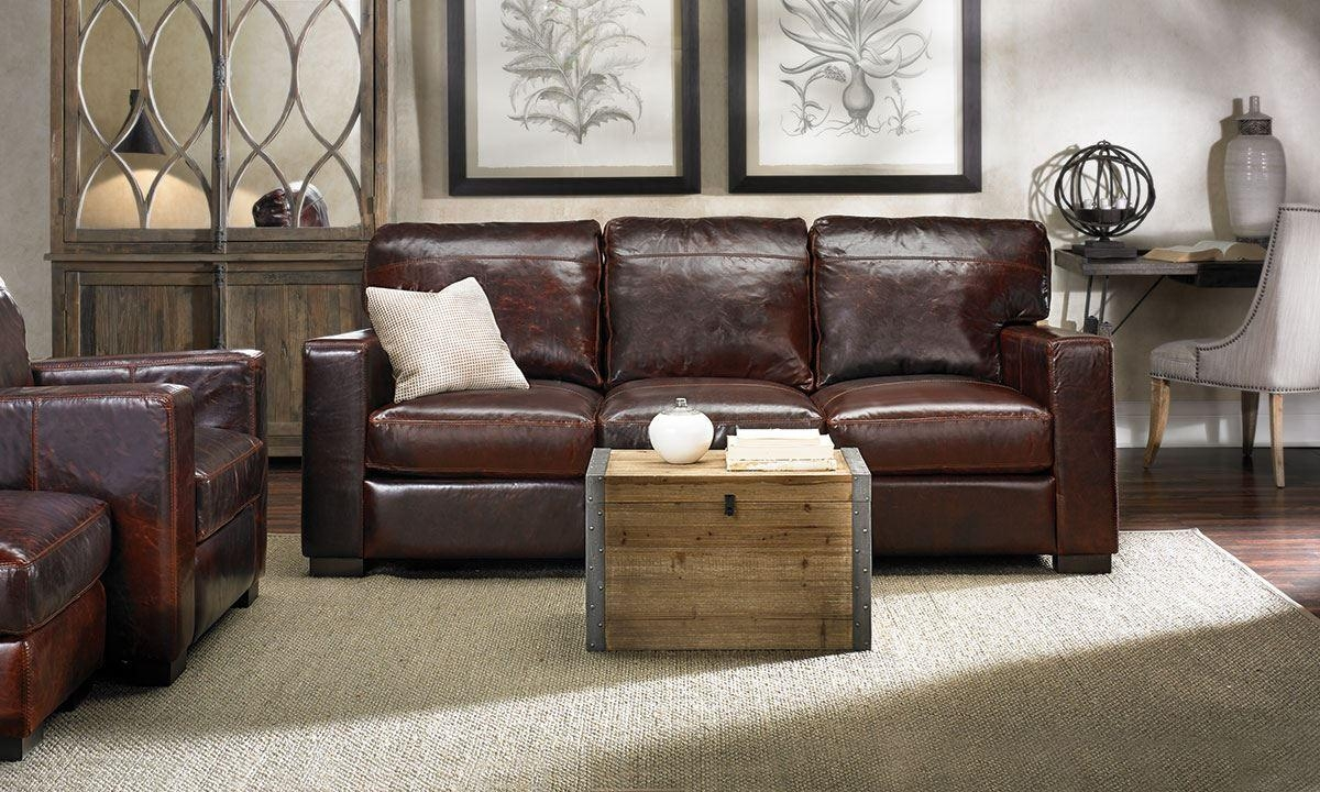 Splendor Brompton Leather Sofa | The Dump – America's Furniture Outlet With Regard To Brompton Leather Sofas (Image 19 of 20)