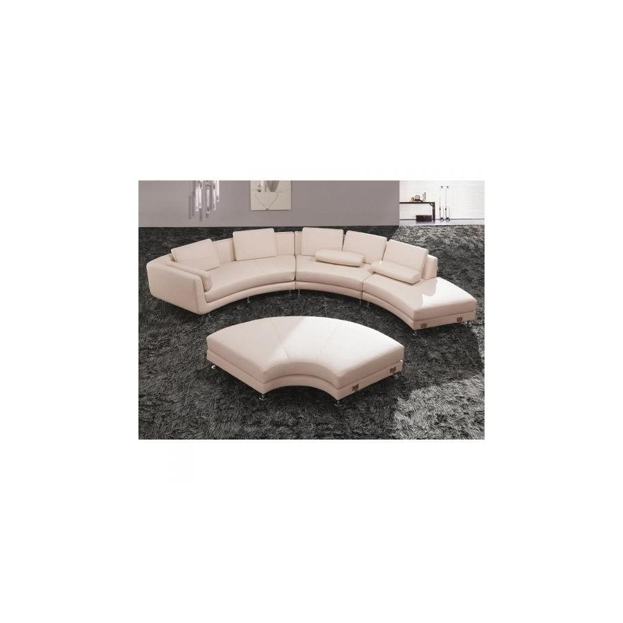 Stacey Leather Sectional | White Leather Sofa | Bay Area Furniture Pertaining To Stacey Leather Sectional (Image 20 of 20)