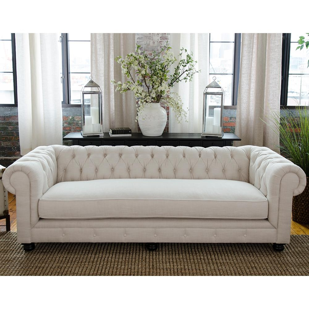 Storage Canterbury Leather Chesterfield Style 3 Seater Sofa Best Regarding Canterbury Leather Sofas (View 16 of 20)
