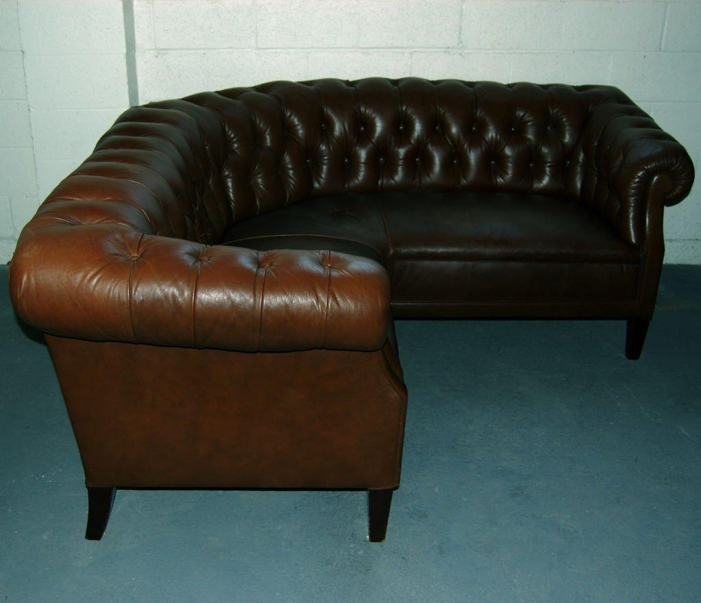 Storage Canterbury Leather Chesterfield Style 3 Seater Sofa Pertaining To Canterbury Leather Sofas (View 8 of 20)
