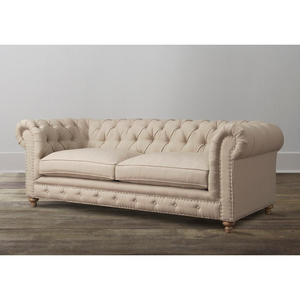 Storage Canterbury Leather Chesterfield Style 3 Seater Sofa Regarding Canterbury Leather Sofas (View 13 of 20)