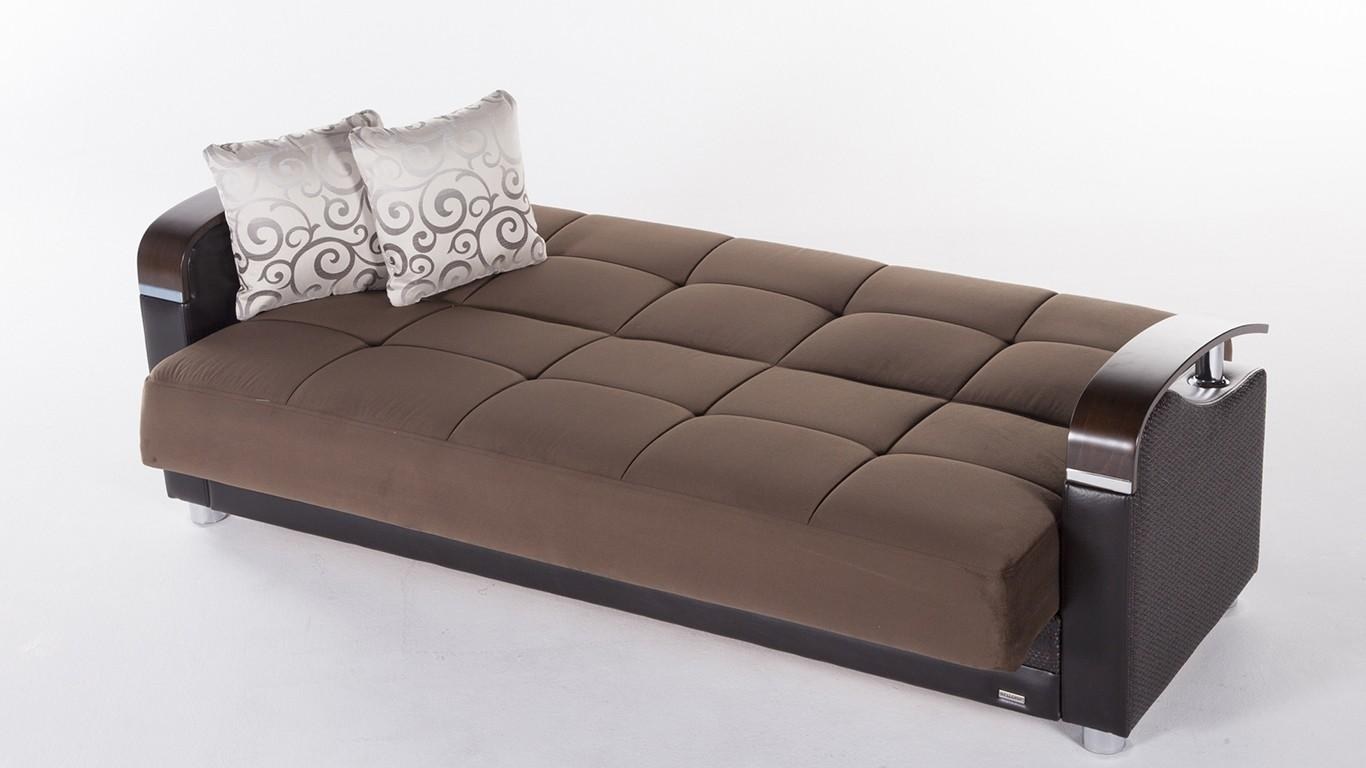 Storage Couches Sectional Sofa With Within Beds Underneath Image