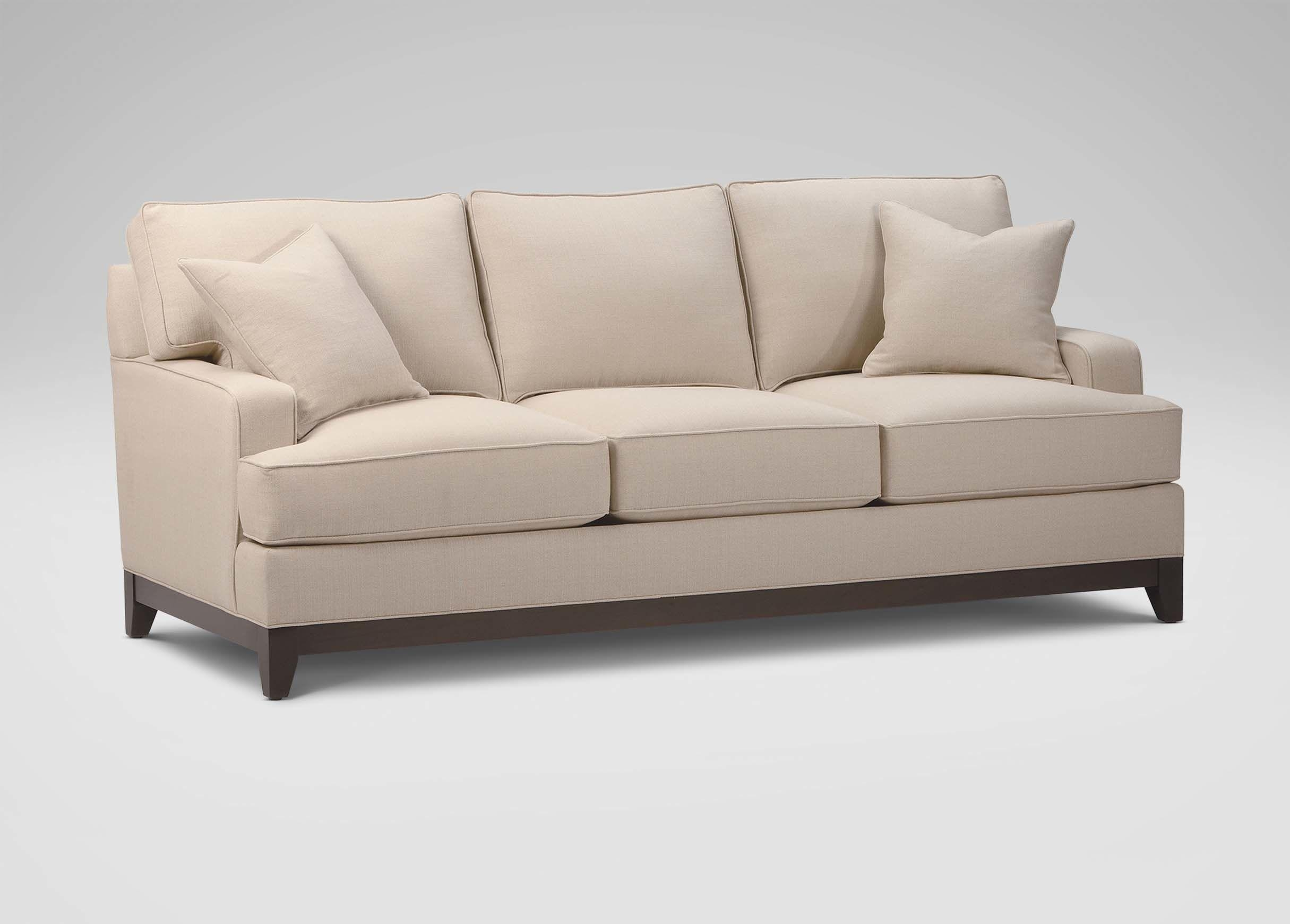 Storage Made Usa Ethan Allen Chesterfield Sofa Ethan Allen Sofa Intended For Ethan Allen Chesterfield Sofas (Image 17 of 20)
