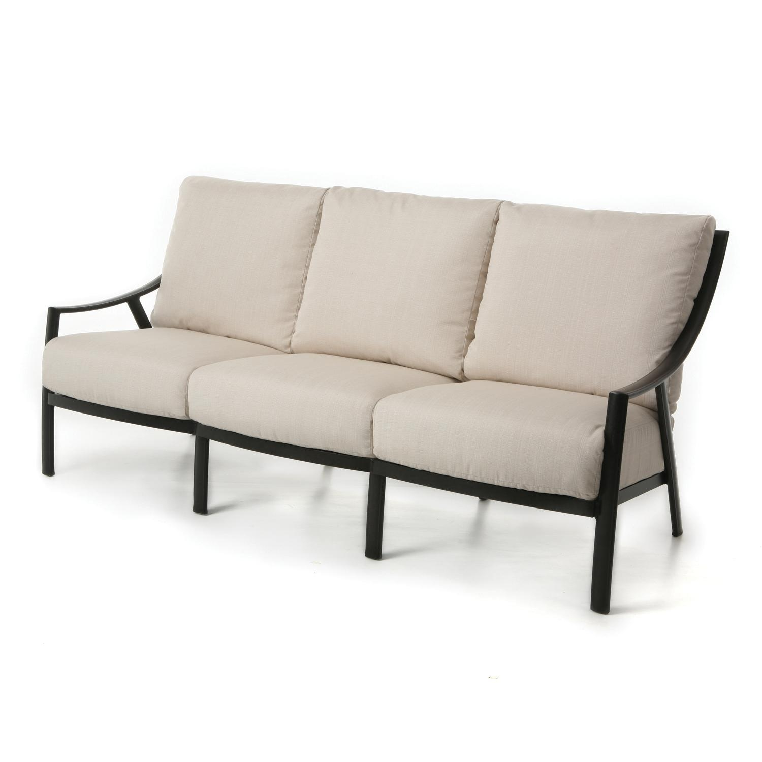 Stratford Cushion Sofa | Mallin Casual Furniture With Regard To Stratford Sofas (Image 13 of 20)