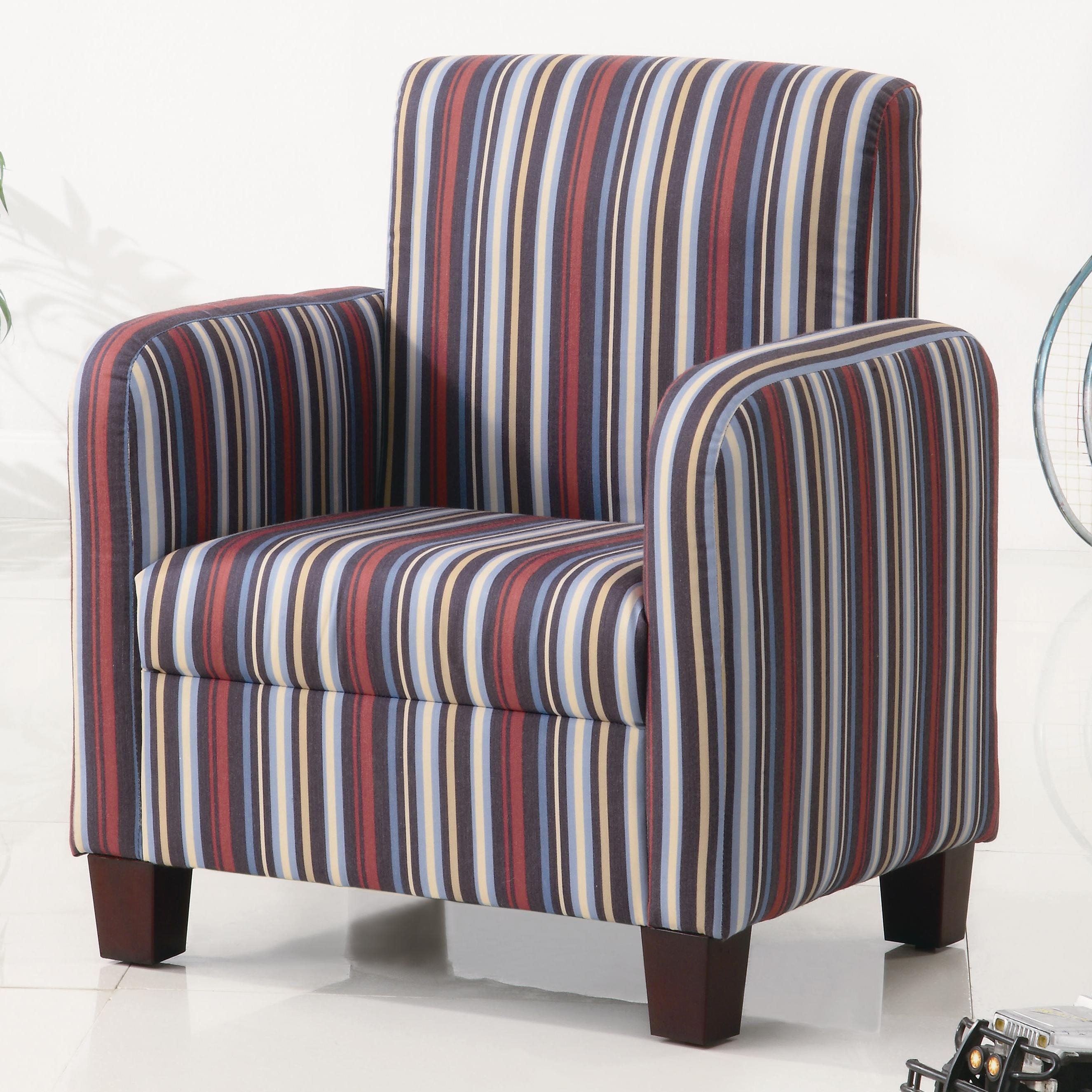 Striped Sofas And Chairs | Tehranmix Decoration Throughout Striped Sofas  And Chairs (Image 17 Of