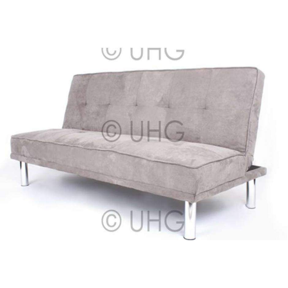 Featured Image of Faux Suede Sofa Bed