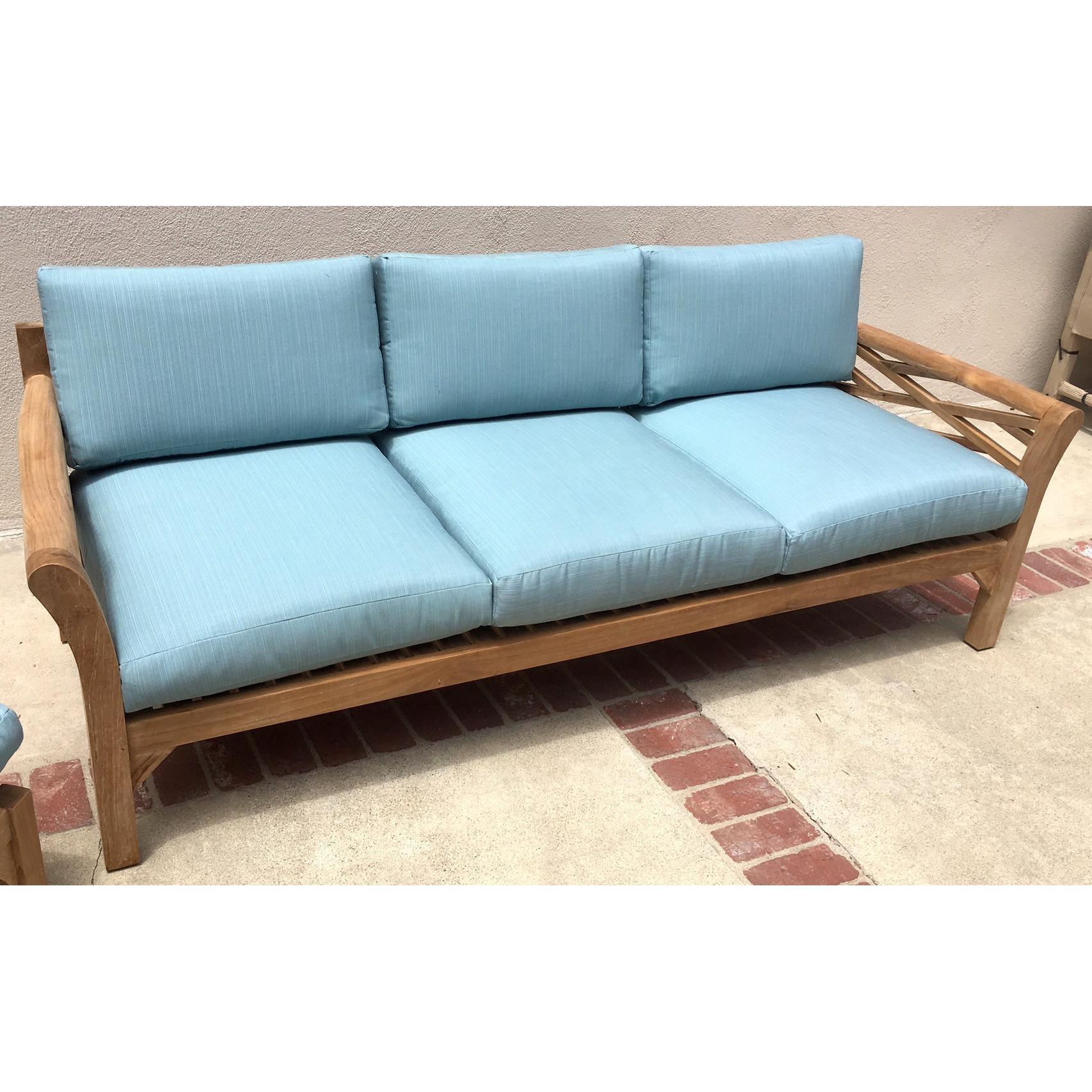 20 Ideas of Deep Cushion Sofa