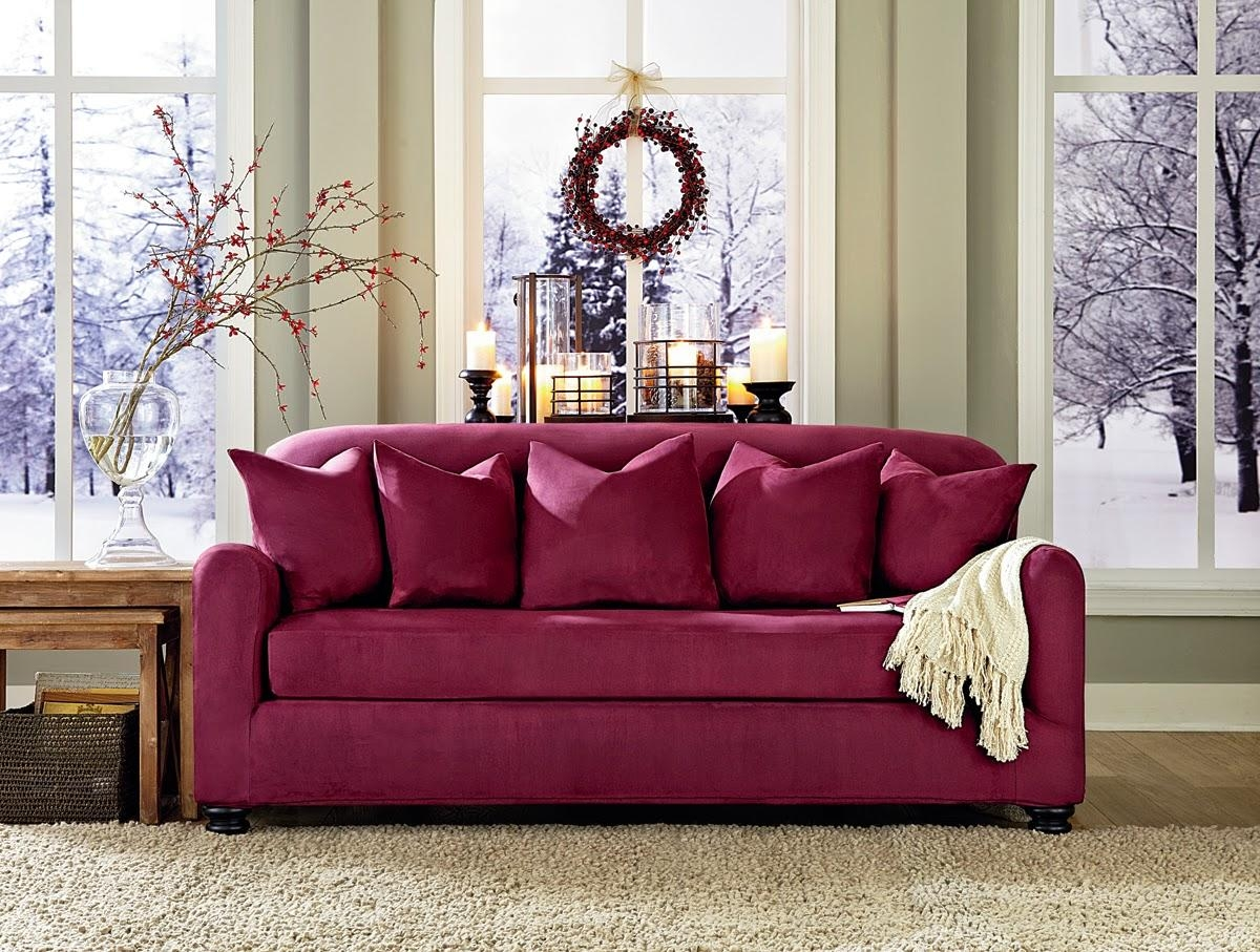 Sure Fit Slipcovers Blog Intended For Suede Slipcovers For Sofas (View 15 of 20)