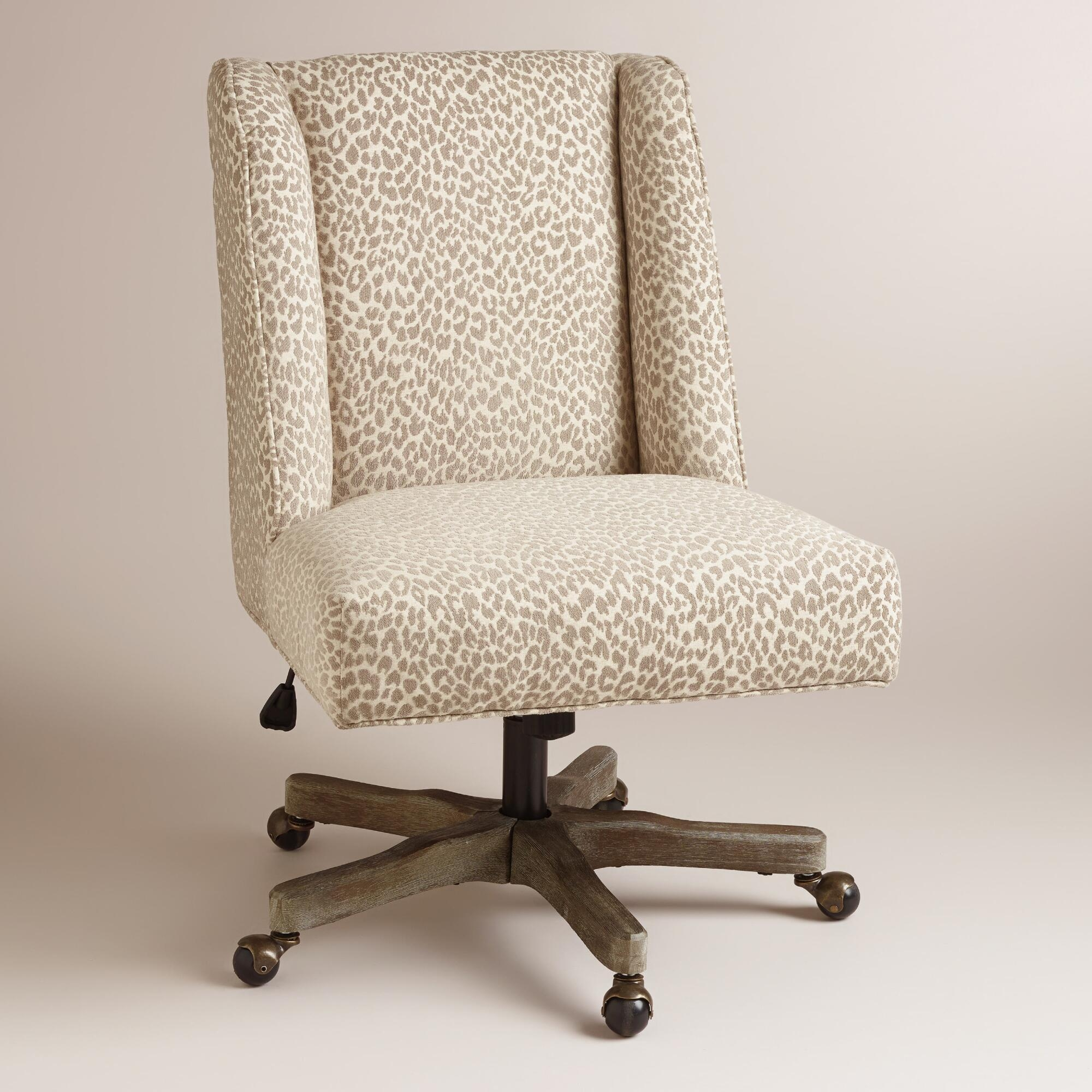 Surprising Upholstered Desk Chair Wyatt O Sofa | Winafrica Regarding Sofa Desk Chairs (Image 19 of 20)