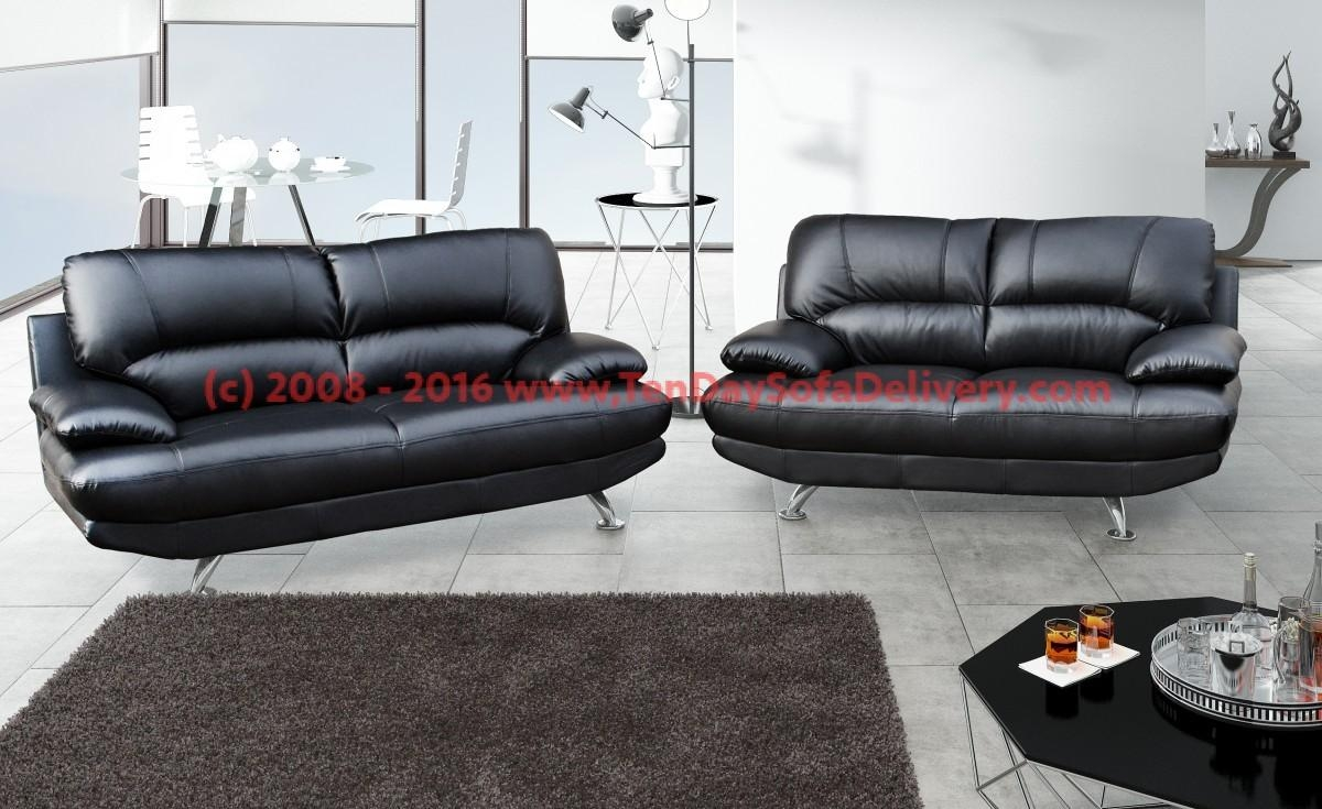 Susan. 3 + 2 Seater Leather Sofas (Image 18 of 20)