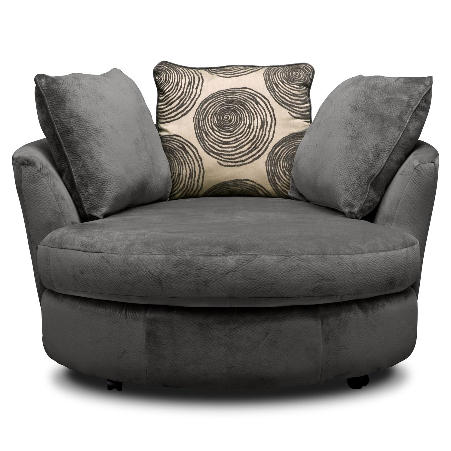 Swivel Sofa Chair – Sofa Minimalist Within Cuddler Swivel Sofa Chairs (View 1 of 20)