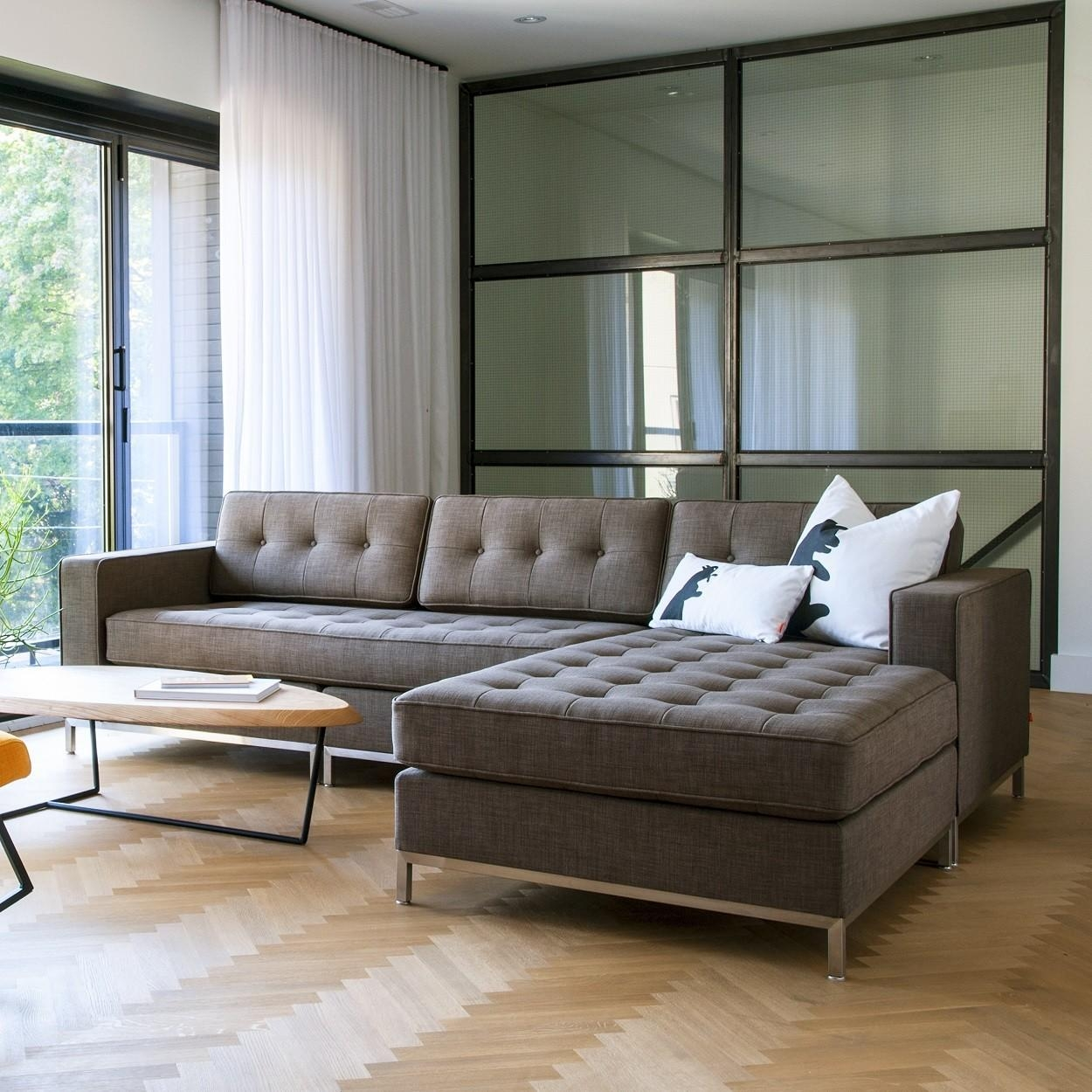 The Best Apartment Sectional Sofas Solving Function And Style For Apartment Sectional (Image 15 of 15)