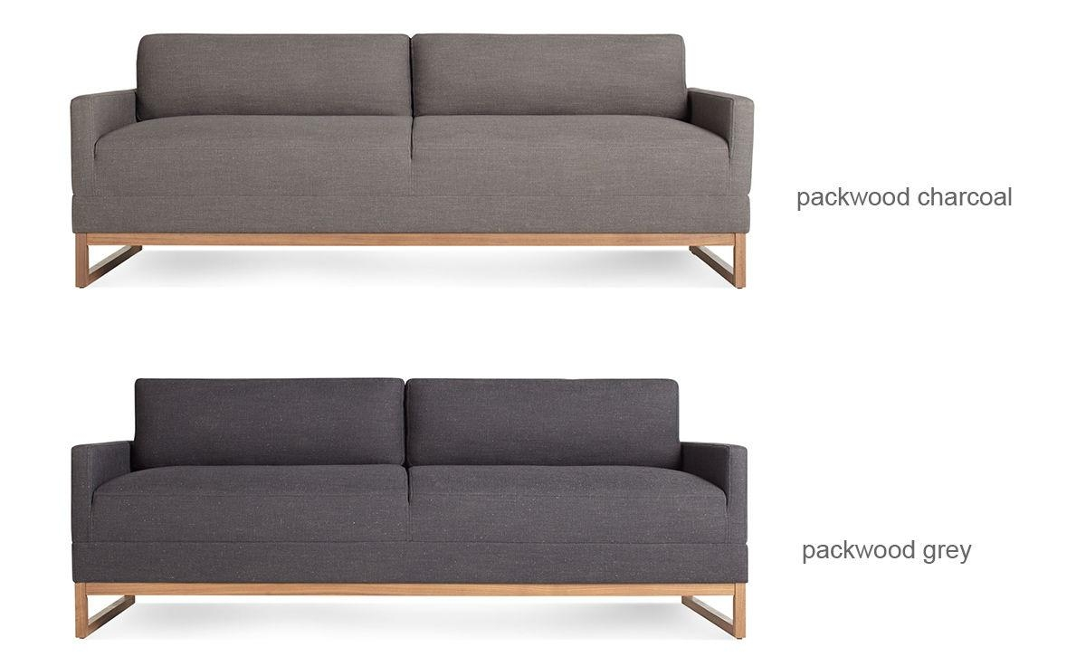 The Diplomat Sleeper Sofa – Hivemodern For Blu Dot Sleeper Sofas (View 8 of 20)