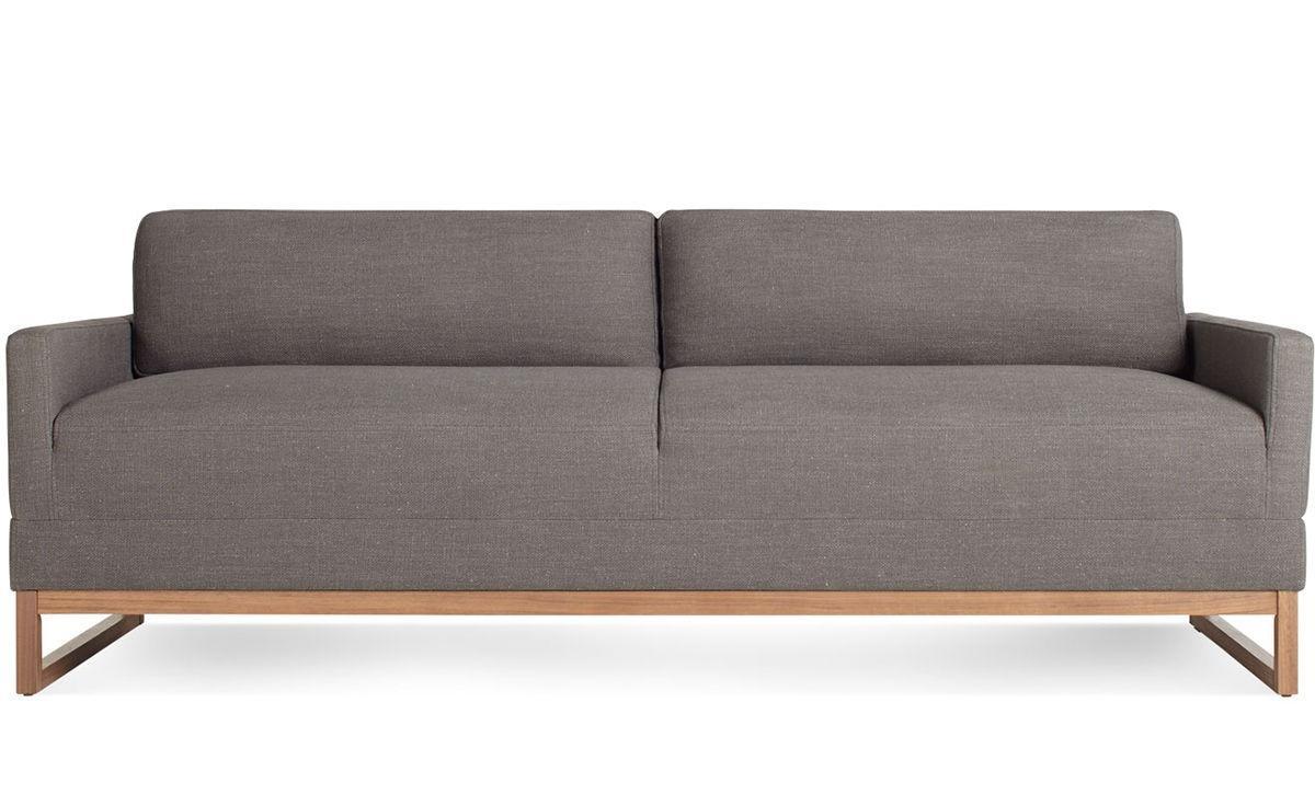 The Diplomat Sleeper Sofa – Hivemodern Regarding Blu Dot Sleeper Sofas (Image 19 of 20)