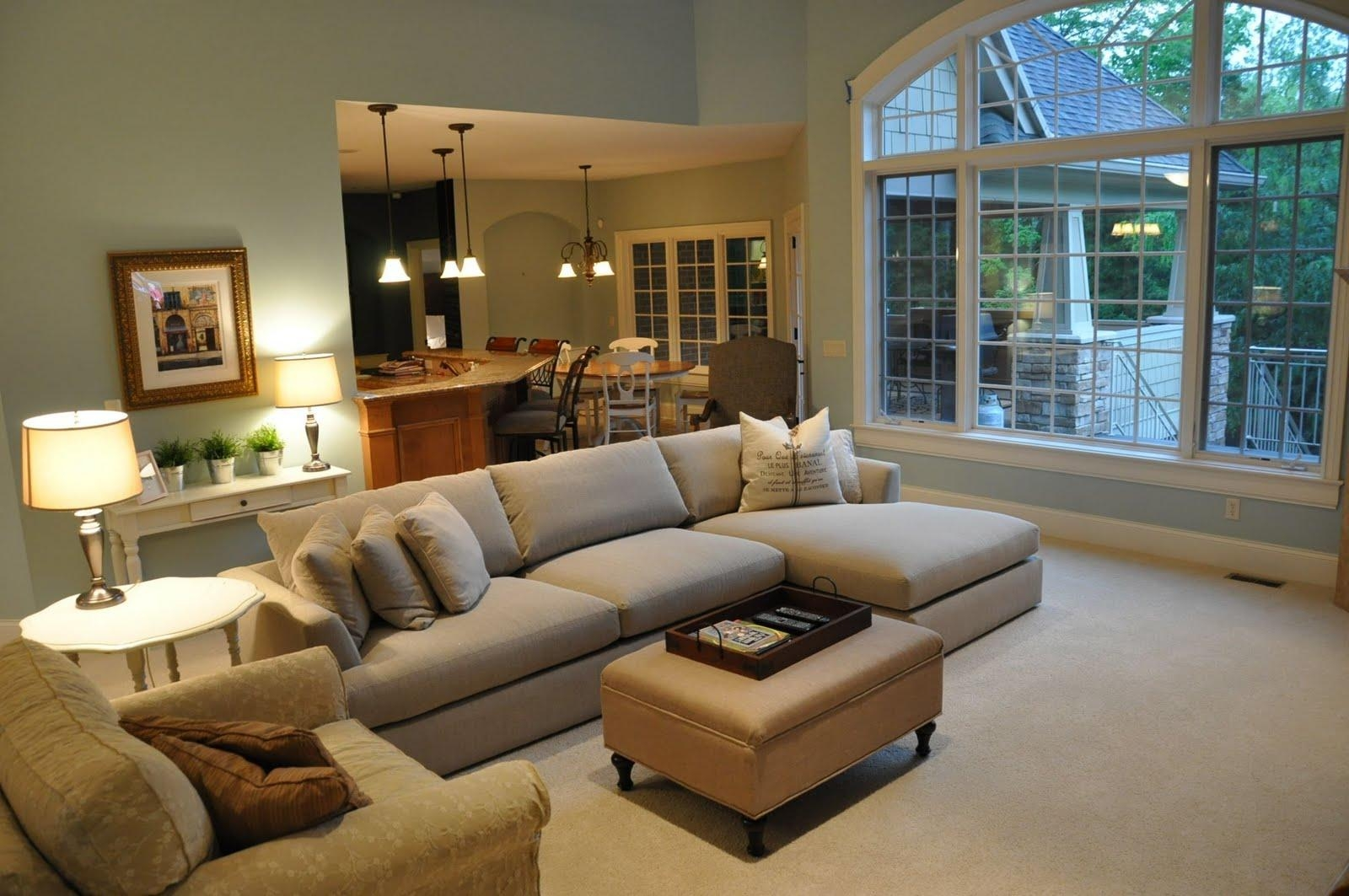 The Sectional Has Landed – Evolution Of Style Intended For Arhaus Emory Sectional (View 3 of 15)